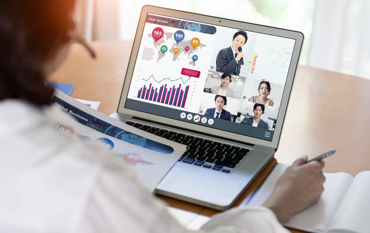 企画書や提案書の制作を代行するサービス
